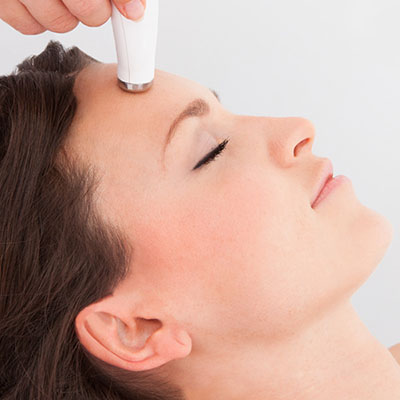 Microdermabrasion Silver Treatment